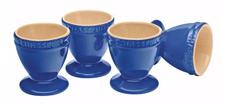 Chasseur egg cups - set of 4