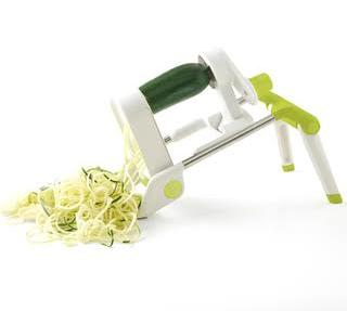 Chef'n collapsable tabletop spiralizer