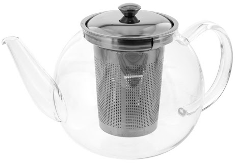 Teaology Glass Teapot - 600ml