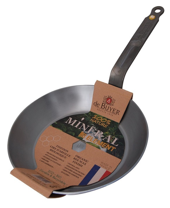 De Buyer French Steel Frypans And Crepe Pans At The