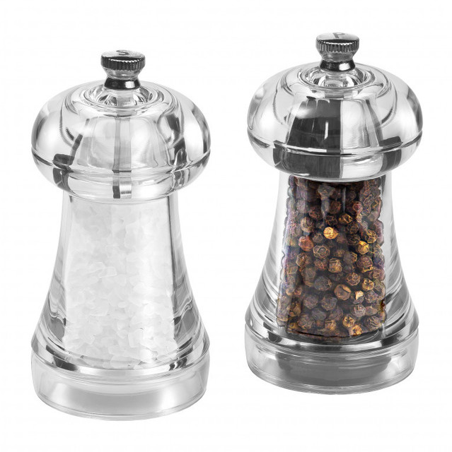 Cole and Mason Everyday salt and pepper set - 11cm