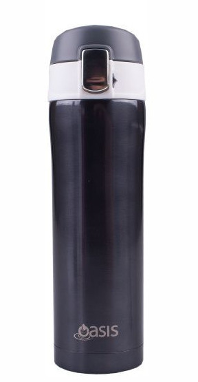 Oasis flip-top vacuum flask - 450ml