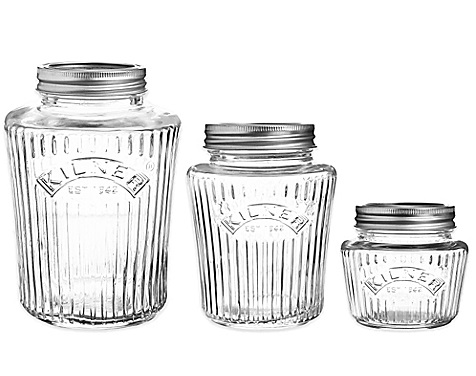 Kilner vintage preserving jar - 250ml