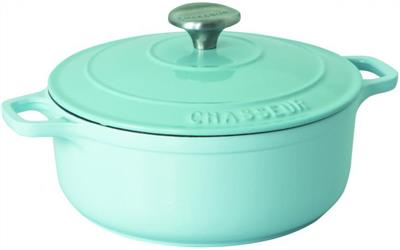 Chasseur French oven - 20cm - duck egg