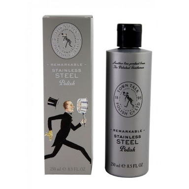 Town Talk stainless steel polish - 250ml