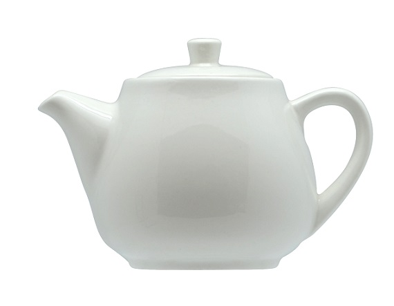 Rockingham porcelain teapot - 600ml