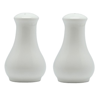 Rockingham salt and pepper shakers