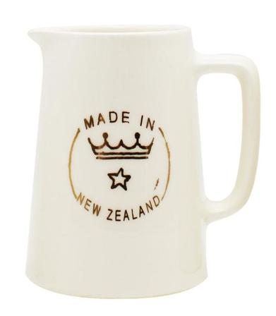 Made in New Zealand Hotel jug - medium