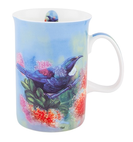 Ashdene New Zealand designed mugs