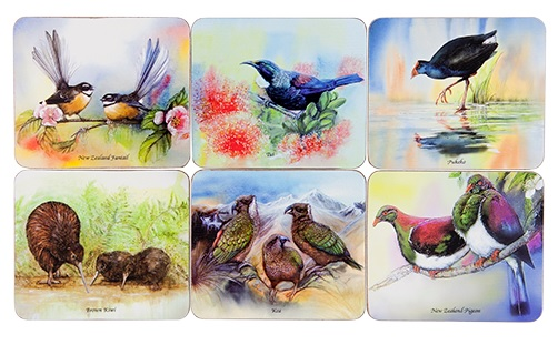 Ashdene New Zealand designed coasters