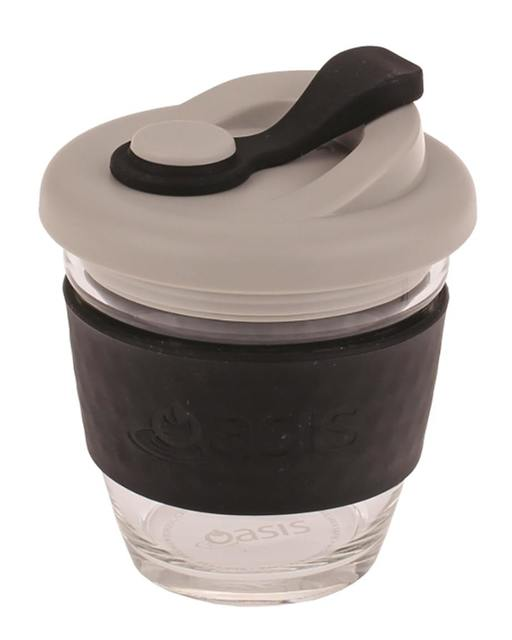 Oasis EcoCup - 227ml / 8oz - black
