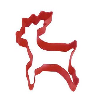 Christmas cookie cutter - reindeer
