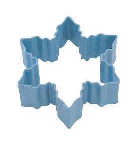 Christmas cookie cutter - snowflake