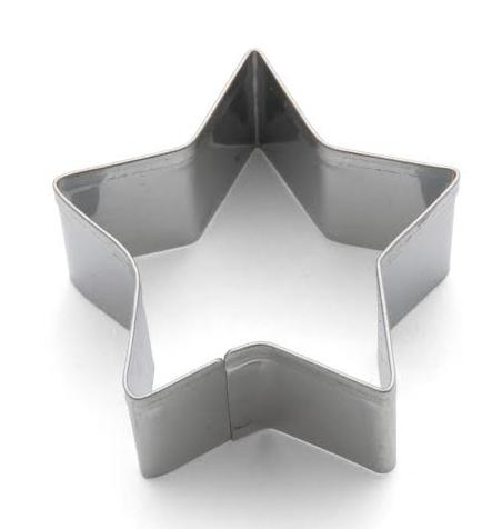 Star cookie cutter - 7.5cm