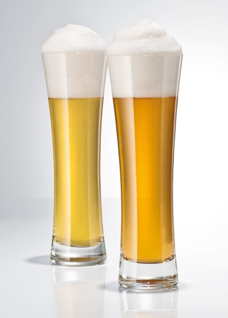 Schott Zwiesel pilsner wheat beer glasses - Set of 2