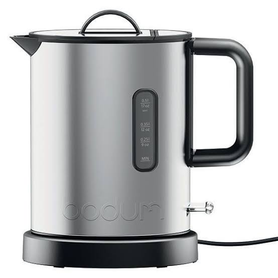 Bodum Ibis stainless steel water kettle - 1.5l