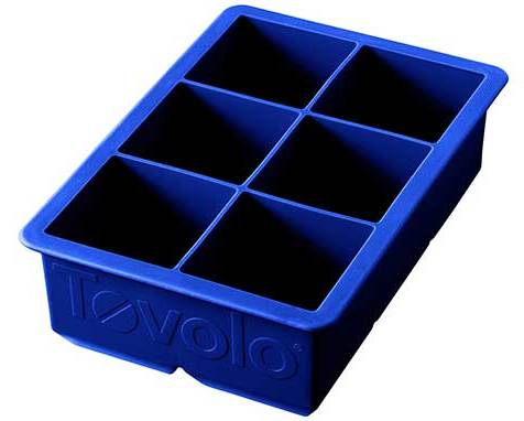 Tovolo silicon king ice cube tray