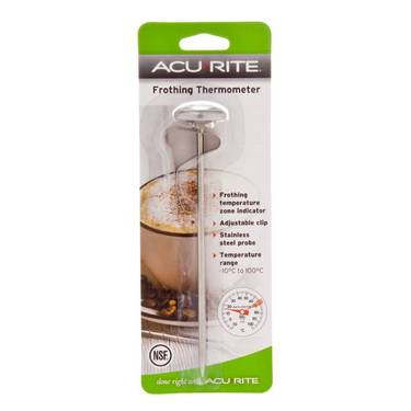Acurite milk frothing thermometer small