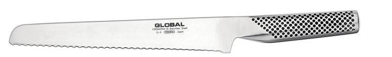 Global G-9 bread knife - 22cm