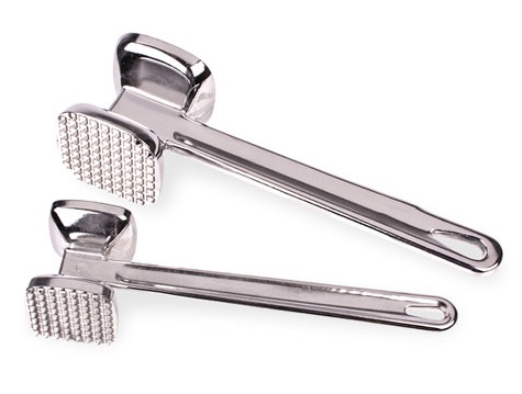 Aluminium tenderizer - small