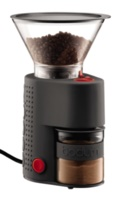 Bodum Bistro burr coffee grinder - black
