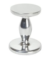 Double ended coffee tamper - 50 & 55mm
