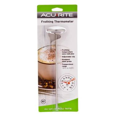 Acurite milk frothing thermometer - large