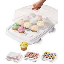 Wilton 3-in1 cake caddy
