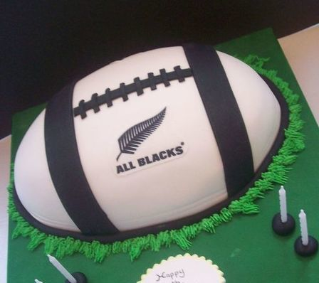 Rugby Ball Cake Pan