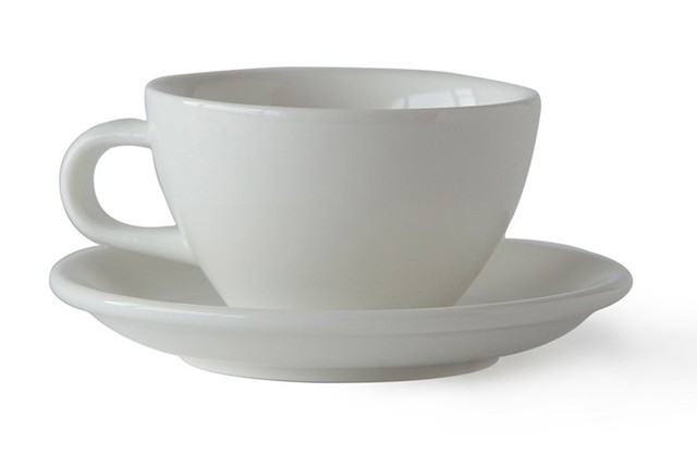 ACME Evo cappuccino cup and saucer
