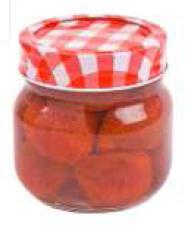 Mason preserving jar - 250ml