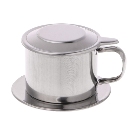 Vietnamese Long Cam coffee filter