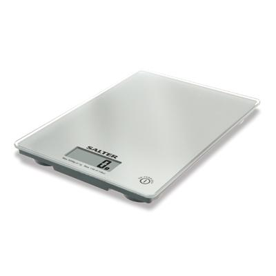 Salter ultra slim glass electronic scales