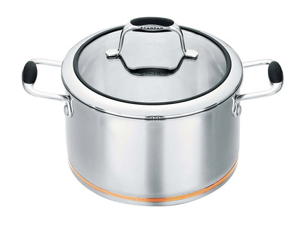 Scanpan Coppernox dutch oven - 24cm/4.8lt