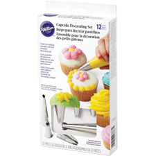 Cake and Cup Cake Decorating Tools